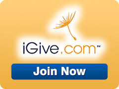 Shop through IGive and support Wings of Hope