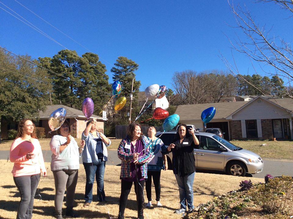Wings of Hope Living Forward Arkansas State Chapter