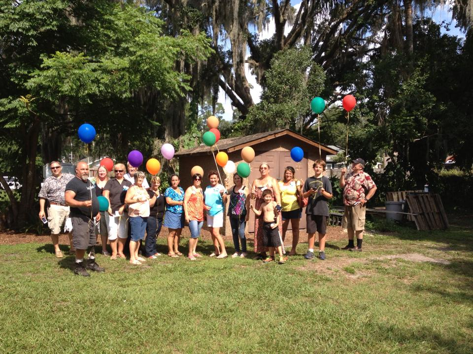 Wings of Hope Living Forward Florida State Chapter