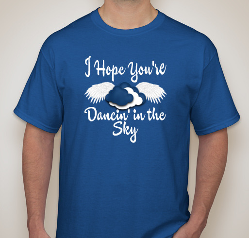 Fundraiser-Dancing in the Sky Tee Shirts
