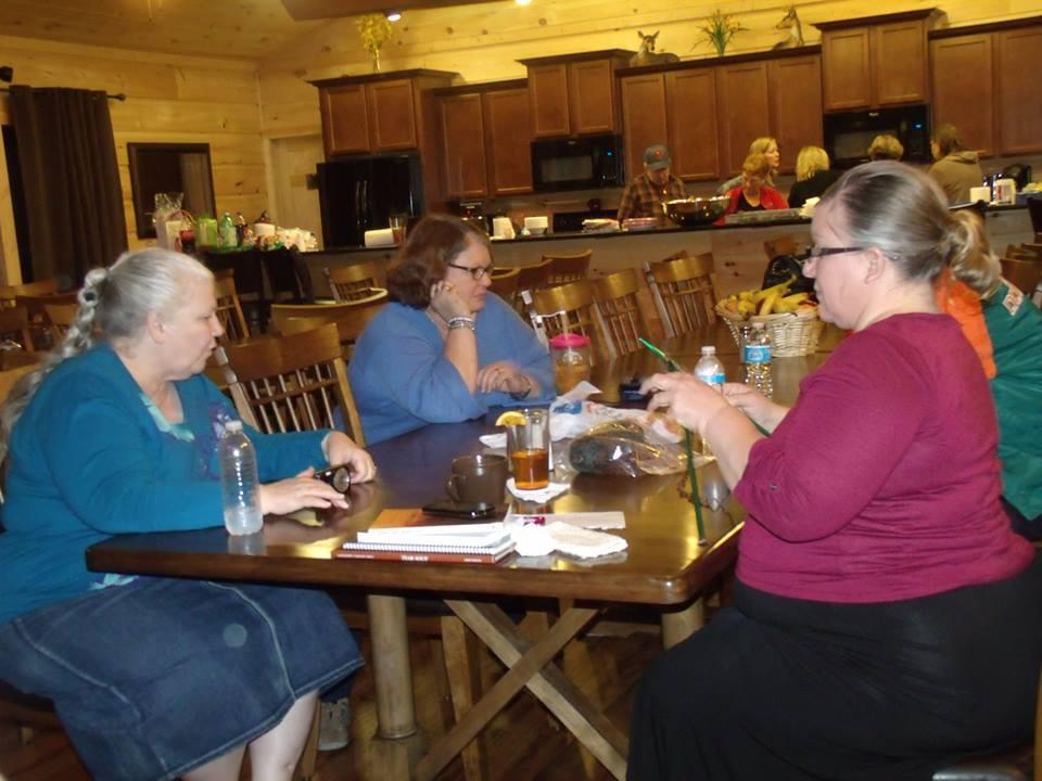Grieving Parents Gatlinburg Retreat