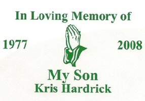 Memory Decals for Car Windows