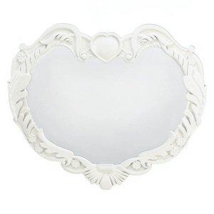 Angel Heart Wall Mirror