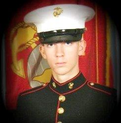 LCpl Justin Linscott USMC   10-23-90 - 7-11-09