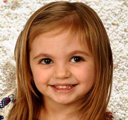 Kenzee Jean Wheeler  11-11-08 - 11-15-12